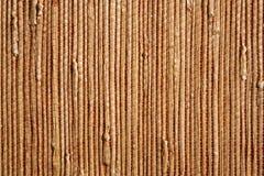 Van het achtergrond stro textuur Stock Afbeeldingen