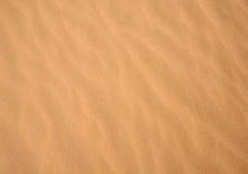 Van het achtergrond zand textuur Stock Afbeelding