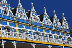 Van het balkon stock fotografie