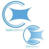 Van het bedrijfs bedrijf embleem Stock Fotografie