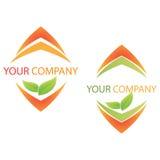 Van het bedrijfs bedrijf embleem - Investering Royalty-vrije Stock Afbeelding