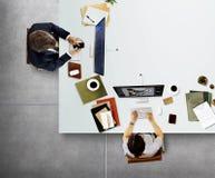 Van het bedrijfs bureau Professioneel Beroep Collectief Concept royalty-vrije stock fotografie