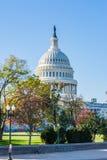 Van het Capitoolbuiding van de V.S. van de het Washington DCkoepel het Detailclose-up Alleen Dayli Stock Fotografie