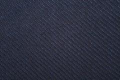 Van het de achtergrond stoffenpatroon van het keperstofweefsel de textuur close-up Royalty-vrije Stock Foto