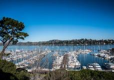 Van het de Baaigebied van Californië het Schipwerf royalty-vrije stock foto's