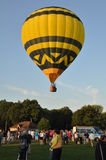 2015 van het de Brandbedrijf van Plainville (CT) het Festival van de de Hete Luchtballon Royalty-vrije Stock Afbeeldingen