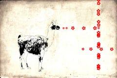 Van het de kunstontwerp van de muurschilderingpret het ideemuur Royalty-vrije Stock Foto's