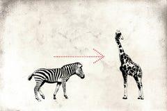 Van het de kunstontwerp van de muurschilderingpret het ideemuur Stock Afbeelding