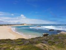 Van het de Reisstrand van Australië het Oceaanblauw royalty-vrije stock foto's