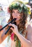 Van het de Renaissancefestival van Arizona het Takjefee Stock Foto