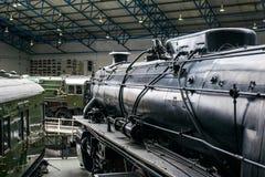 Van het de spoorwegstation van York de wijnoogst van Yorkshire royalty-vrije stock fotografie