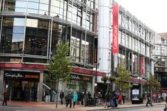 Van het de Stadscentrum van Belfast het Winkelende Centrum van Castlecourt Royalty-vrije Stock Afbeelding