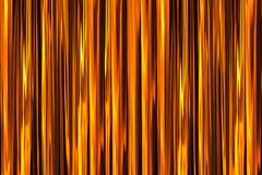Van het de stichtingsontwerp van de achtergrond verticale effect brandvlam heldere oranje gouden palettern Stock Foto's