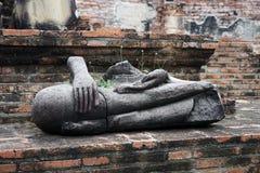Van het de Tempelboeddhisme van stadsayutthaya Thailand de Reisgodsdienst van Boedha stock fotografie