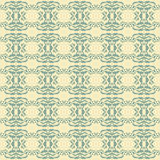 Van het de Vloerornament van indigo Blauwe Tegels van het de Inzamelings Schitterende Naadloze Lapwerk het Patroon Uitstekende Il Royalty-vrije Stock Fotografie
