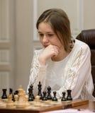 Van het de Wereldschaak van vrouwen het Kampioenschap 2016 Lviv Stock Afbeeldingen