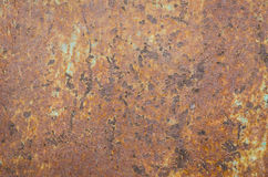 Van het Grunge roestige metaal textuur als achtergrond stock fotografie