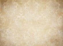 Van het Grunge uitstekend behang patroon als achtergrond Royalty-vrije Stock Foto