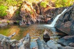 Van het Kakadu het Nationale Park (Noordelijk Grondgebied Australië) landschap stock afbeelding