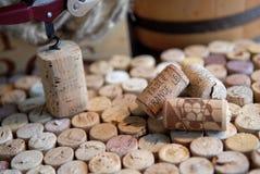 Van het leven van wijn Stock Afbeeldingen