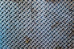 Van het het metaalstaal van het textuur grafische middel het patroon dichte omhooggaand royalty-vrije stock foto's