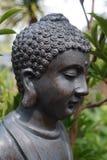 Van het het standbeeldbrons van Boedha het godsdienstige oostelijke boeddhisme stock afbeeldingen
