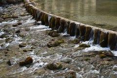 Van het Zuid- dobbiaco toblach dolomiet van het dammeer Tirol Italië Stock Afbeelding
