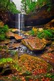 Van Hook Falls, Daniel Boone National Forest, KY. Van Hook Falls, Daniel Boone National Forest KY stock photography