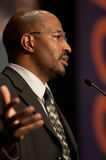 Van Jones Royalty Free Stock Photo