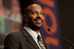 Van Jones Royalty Free Stock Photos