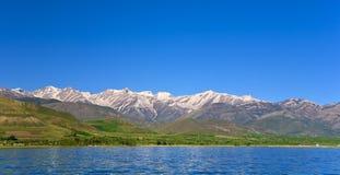 Van Lake Royalty Free Stock Photos
