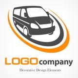 Van logotype Royalty Free Stock Image