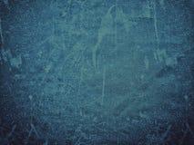 Van Monchrome blauwe grunge textuur als achtergrond royalty-vrije stock afbeelding