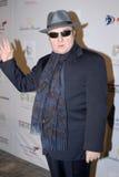 Van Morrison no tapete vermelho. Foto de Stock