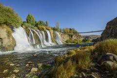 Van Muradiye Waterfalls Stockfoto