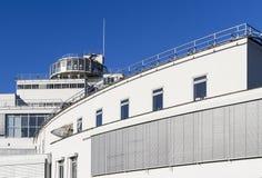 Van Nelle-toren Royalty-vrije Stock Afbeeldingen