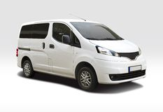 Van Nissan NV200 Royalty Free Stock Photos