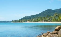 Van overzeese de eilanden meningskho chang Stock Foto's