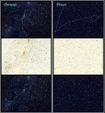 Van Perseus en van Vissen (de Vissen) de constellaties Stock Afbeelding
