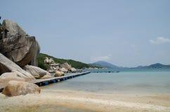 Van Phong Bay Fotografering för Bildbyråer