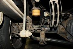Van Rear Axle Imagenes de archivo