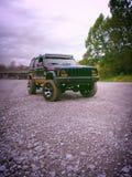 Van Roading stock afbeelding