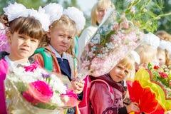 1 van september. Heilige-Petersburg Royalty-vrije Stock Foto's