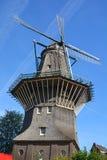 Van slechts de windmolen van Amsterdam Royalty-vrije Stock Foto's