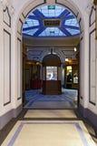Van Swieten building at Vienna. Passage and hall of the Van Swieten building at Vienna, Austria Stock Images
