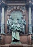 Van Swieten memorial Royalty Free Stock Photo