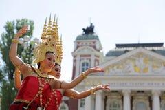 Van Thailand (Thaise) de cultuurdans royalty-vrije stock afbeeldingen