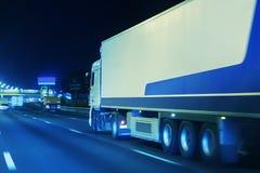 van transports de goederen stock fotografie