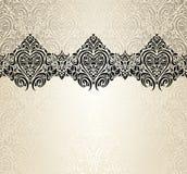 Van Valentine modieus uitstekend ontwerp als achtergrond Royalty-vrije Stock Fotografie