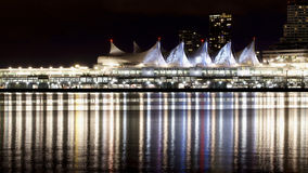 Van Vancouver Canada Place Stock Afbeelding